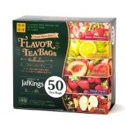 Чай чёрный с ароматом фруктов и ягод Jafkings