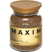 Кофе в банке MAXIM 80гр.