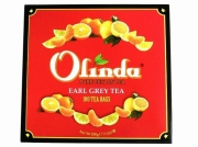 Чай чёрный с бергамотом Olinda Earl Grey