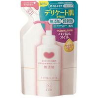 COW «Mutenka» средство для снятия макияжа увлажняющее пенящееся на масляной основе с натуральными ингредиентами без добавок 130 мл