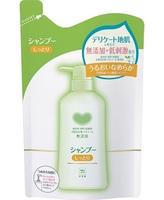 Увлажняющий шампунь-кондиционер для волос на основе природных компонентов Cow Brand «Mutenka», запасной блок