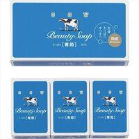 Beauty Soap Молочное туалетное мыло с ароматом свежести, 3х85 гр.