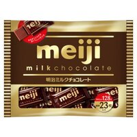 Шоколад Milk Meiji пак