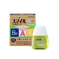 Капли для глаз Lion Smile 40 EX Gold Mild