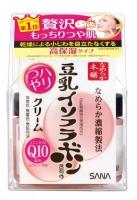 SANA Soy Milk Haritsuya Крем увлажняющий с изофлавонами сои и капсулированным коэнзимом Q10