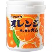 Резинка жевательная в банке Marukawa Orange, шарики