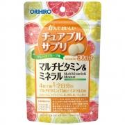 Orihiro MultiVitamin and Mineral мультивитамины и минералы 1 месяц