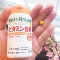 Витамины группы B Asahi Dear-Natura