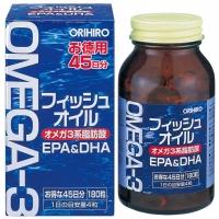 Омега 3 DHA + EPA 180 капсул