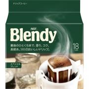Кофе молотый в дрип-пакетах AGF BLENDY SPECIAL 18шт