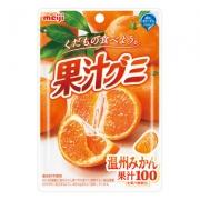 Мармелад с натуральным соком мандарина Meiji