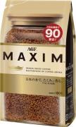 Японский кофе Agf MAXIM, растворимый, мягкий, 180г