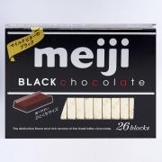 Шоколад тёмный Meiji Black Chocolate