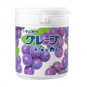 Резинка жевательная в банке Marukawa Grape, шарики