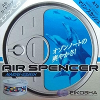 Ароматизатор меловой Eikosha Air Spenser, A19 Marine Squash