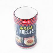 """Приправа соль и перец """"Shio-koshyo"""" Hachi крупный помол"""