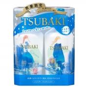 Набор TSUBAKI SMOOTH шампунь и кондиционер для разглаживания волос
