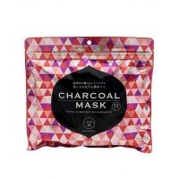 Маска тканевая SPC Charcoal Face Mask с древесным углем / 32 шт.
