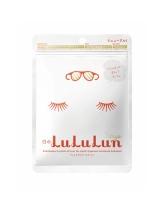 LuLuLun White – Отбеливающая маска для лица, 7шт